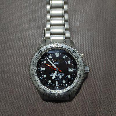 FOR SALE: SEIKO LANDMASTER SBCW001