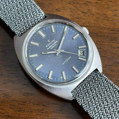 [WTS] Vintage Zenith Autosport 28800 Automatic - Recently Serviced