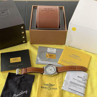 FS: Breitling Galactic Unitime