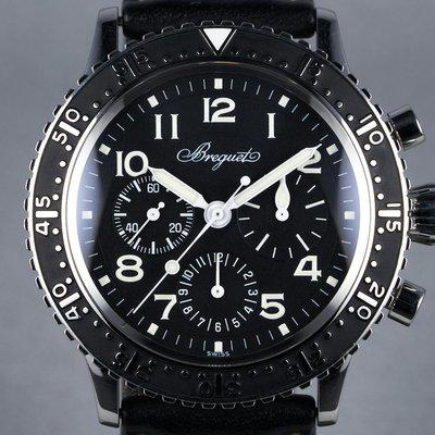 FS: 2010 Breguet Type XX Aeronavale Ref: 3803ST with Box and Papers