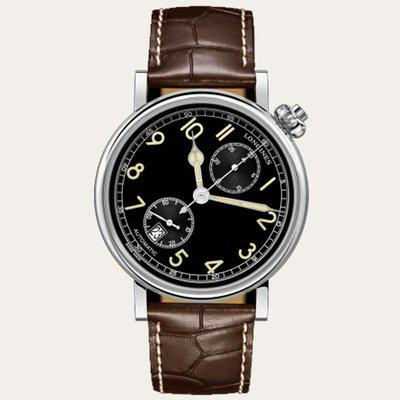 FS: LONGINES Heritage Avigation Type A-7 1935 41mm L2.812.4.53.2 - US$2904.Authentic and Brand New.