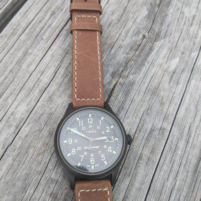[WTS] Timex Expedition Solar *Repost and Reduced*
