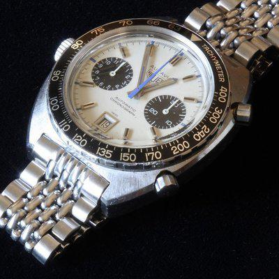 Get a Beads of Rice complete with ends for Heuer 1163 $395