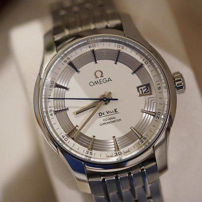 FS: Omega De Ville Hour Vision Co-Axial 41 mm