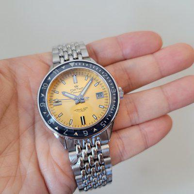 [WTS] Timefactors Smiths Carribean 1000 PRS-55 Brand New