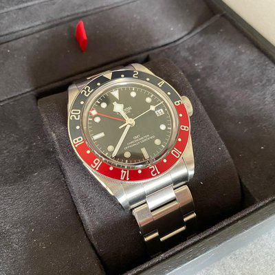 Tudor Black Bay GMT Ref. 79830RB
