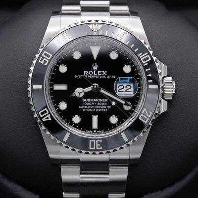 FSOT: Rolex Submariner 41 Date - 126610ln - Black - Stainless Steel - 41mm - New 2021