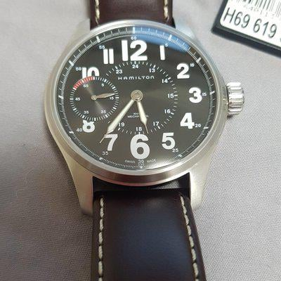 ***FS Only: Hamilton Khaki Field Mechanical***