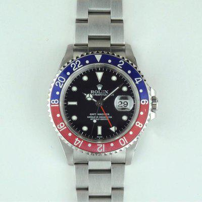 Rolex GMT-MASTER | 16700 - PEPSI - SWISS Only Dial