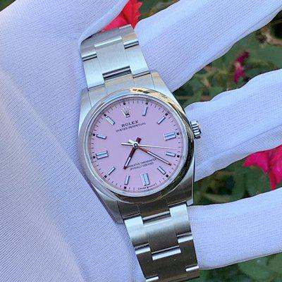 FS: New Candy Pink OP 36MM July 4th Card Complete set Ref # 126000