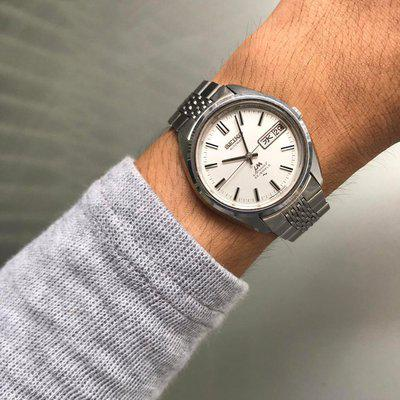 [WTS] Vintage Seiko LM Special Hi-Beat Snap daydate change at Midnight