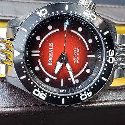 FS Only Borealis Neptuno Red Fade No Date NEW