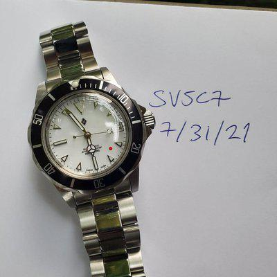 [WTS] Vintage Zodiac Homage Invicta 9094A 39.5mm with super domed acrylic and NH35A