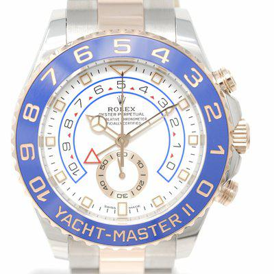FS: Pre-Owned Rolex Yacht-Master II M116681-0002