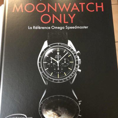 [Vends] Livre Moonwatch Only