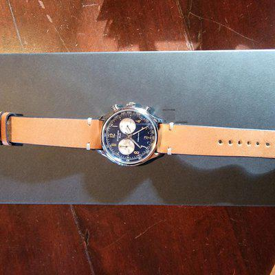 FS Christopher Ward Quartz Chronograph