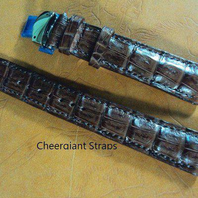 FS:Some custom strap Svw717~725 include OMEGA,ORIS,Rolex,Bell & Ross,Rolex Bund style crocodile strap. Cheergiant straps