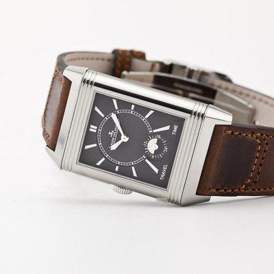 fsot - Jaeger LeCoultre - JLC - Reverso Duoface Classic Large 3848422 ( new / 2020)