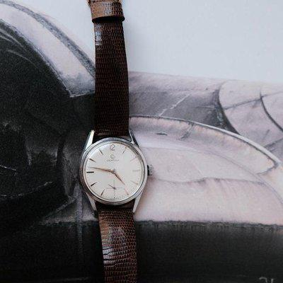 [WTS] Vintage Certina Subsecond with Perfectly Aged Lume and Near Flawless Dial.