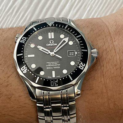 [WTS] 41mm discontinued Seamaster w aluminum bezel $2900 shipped