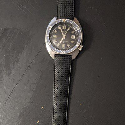 FS: Seiko 6105-8000 Vintage all original 1969 Proof/Proof working - with extras