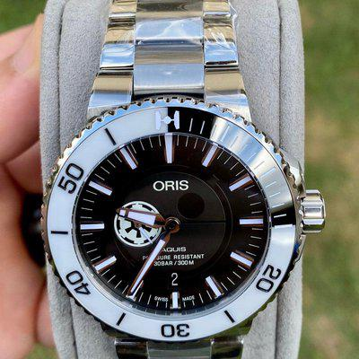 [WTS] Oris Aquis Star Wars Stormtrooper Limited Edition (reduced)