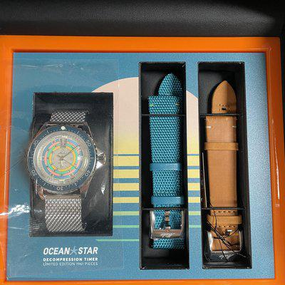 [WTS] Mido Ocean Star Decompression Timer 1961 Limited Edition