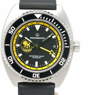 FS: Pre-Owned Aquadive Poseidon GMT Limited Edition