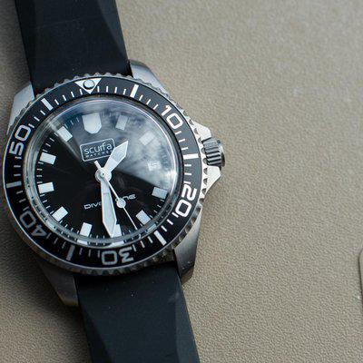 Scurfa M.S.20 Diver limited Edition