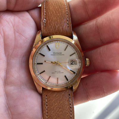 [WTS] 1970s Tudor Prince Oysterdate + papers. Affordable awesome $650