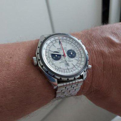 FS Breitling Chronomatic 44mm A41360