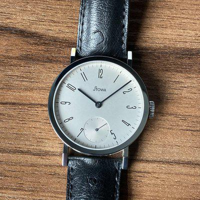 FS: Stowa Antea Klassik 41 Mint Condition, old logo with Camille Fournet strap