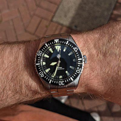 [WTS] NTH Odin No Date. Full box and 6 months remaining on warranty.