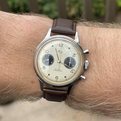 [WTS] HKED (Red Star) 1963 Sea-Gull Manually Wound Chrono $170 [PRICE REDUCED] [REPOST]