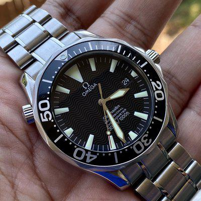 FS OMEGA Seamaster Professional Diver 300M Chronometer Automatic Watch - 2254.50.00