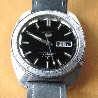 For Sale Only, Recently Overhauled Seiko 6119-8460 Kranz November '71