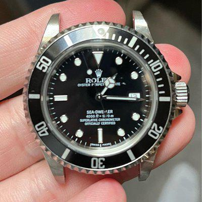 For Sale: Rolex Sea Dweller Head only 16600