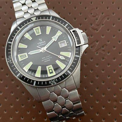 PRICE DROP! Yema Superman Heritage 63 Scales Limited Edition Skin Diver