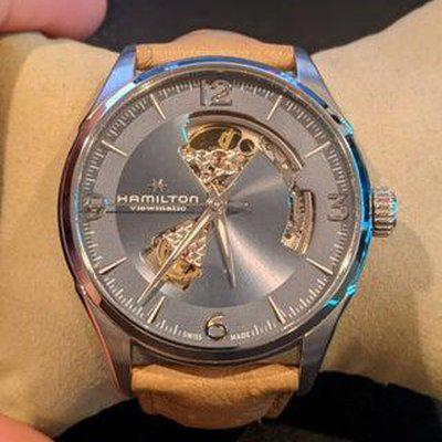 [WTS] Hamilton Jazzmaster Open Heart H32705842 42mm (Price Reduced)
