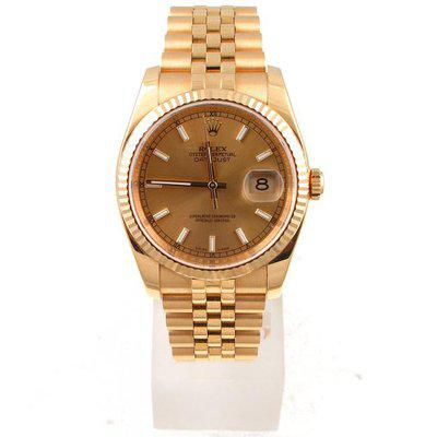 FS:Rolex Yellow Gold Datejust 36MM With Champagne Dial And Jubilee Band Model#116238