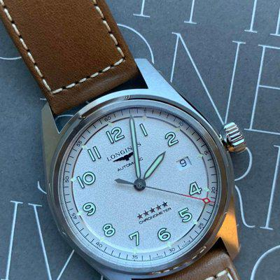 [WTS] Longines Spirit: Reposted at lower price
