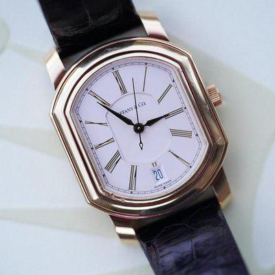 FS: Tiffany & Co.  18K Yellow Gold Mark Coupe