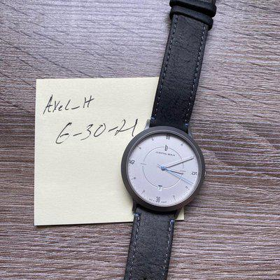 [WTS] Lilienthal Berlin Zeitgeist Automatik. SW200 movement sapphire crystal. Only worn a few times. Prices to sell.
