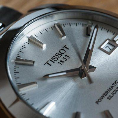 [Vends] Tissot Gentleman Powermatic 80 silicium - 520 euros