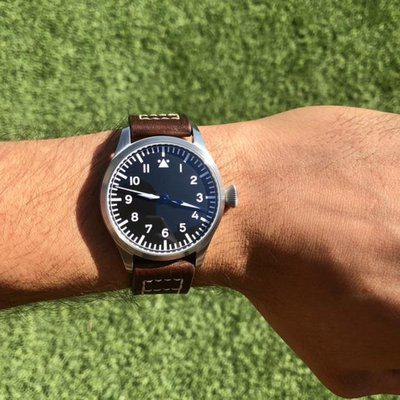 FSO: Tisell Flieger 40mm type A