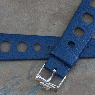 22mm Genuine Swiss Tropic Sport bands + Heuer buckles