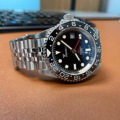[WTS] Squale GMT Ceramic 40mm Like New