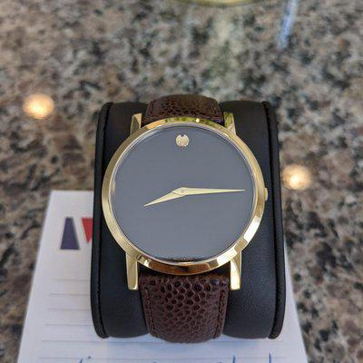 [WTS] Movado Museum Classic (Dark Brown Dial) - $150