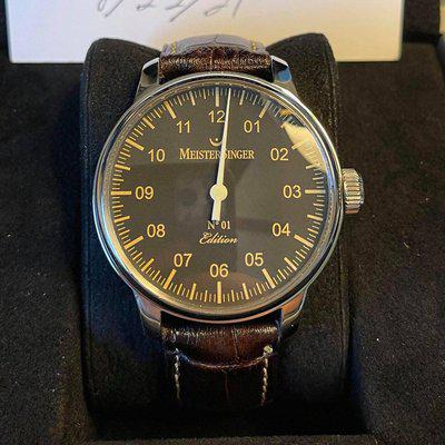 [WTS] Meistersinger N01 Limited Edition - $699