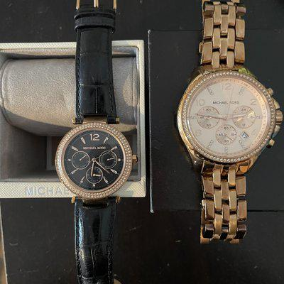 [WTS] TWO Michael Kors rose gold women's watches
